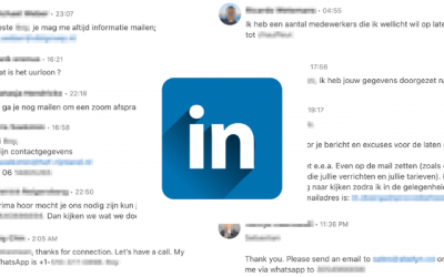 Using LinkedIn Sales Navigator to get new clients or recruit staff